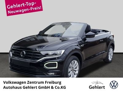 gebraucht VW T-Roc 1.5 TSI Cabriolet R-Line
