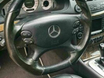 gebraucht Mercedes 350 Mercedes w211AMG optik