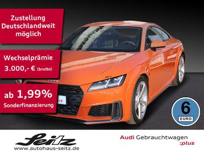 gebraucht Audi TT Coupé S line Coupe 45 TFSI quattro S tronic
