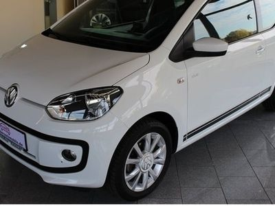 gebraucht VW up! 1.0 club Navigation,Sitzheizung,Lederlenkrad