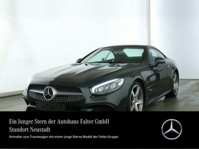 gebraucht Mercedes SL500 AMG KeyGo DISTR HK-Hifi AIRSCARF Sitzklim AMG Line