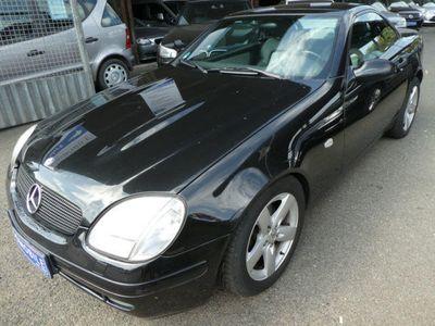 gebraucht Mercedes SLK230 Kompr. Automatik *LEDER*KEIN ROST*