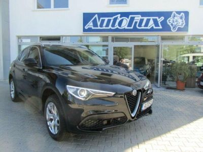 gebraucht Alfa Romeo Stelvio 2.0 Turbo Super AT8-Q4 Navi, Xenon etc