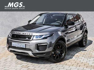 gebraucht Land Rover Range Rover evoque Si4 SE #BLACK EDITION #BENZIN