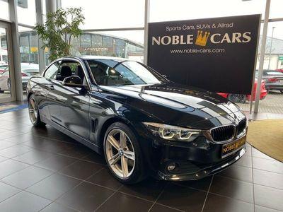 gebraucht BMW 430 i Cabrio Aut. Advantage ~KLIMA LED LEDER NAVI~