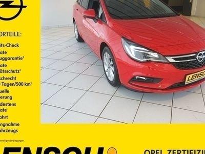 gebraucht Opel Astra ST 1.4 ON PDC VO/HI+AWR+ALU+BT+USB+SHZ