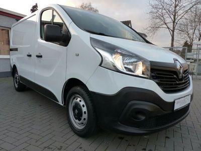 gebraucht Renault Trafic B 1.6dCi Komfort, Klima, AHK,Navi