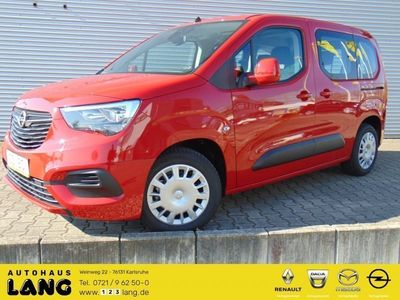 gebraucht Opel Combo Life 1.2Turbo Edition Navi PDC Sitzh