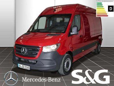 gebraucht Mercedes Sprinter 314 CDI Kastenwagen AHK