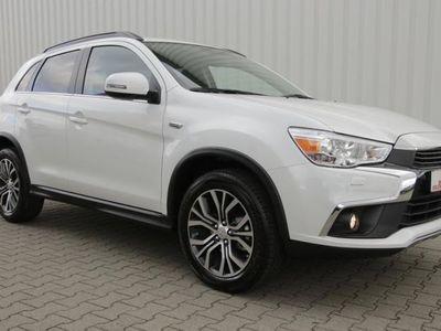 gebraucht Mitsubishi ASX SUV-Star 2.2 DI-D 4WD Navi+Fahrassistent