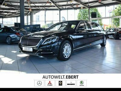 gebraucht Mercedes S600 Maybach S 600 Pullman MAGIC SKY