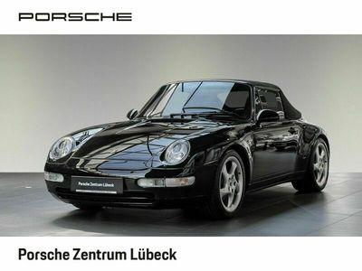 gebraucht Porsche 911 Carrera Cabriolet 993 bei Gebrachtwagen.expert