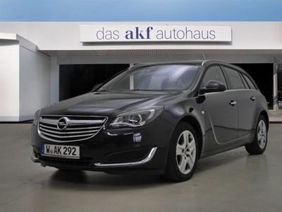 gebraucht Opel Insignia 2.0 CDTI Business Edition Navi Keyless