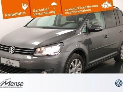 gebraucht VW Touran 2.0 TDI Comfortline AHK RCD310 ParkPilot
