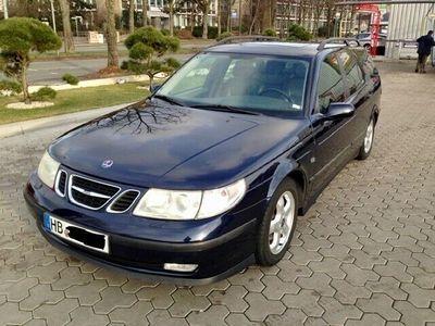 gebraucht Saab 9-5 Kombi 2.0t Linear