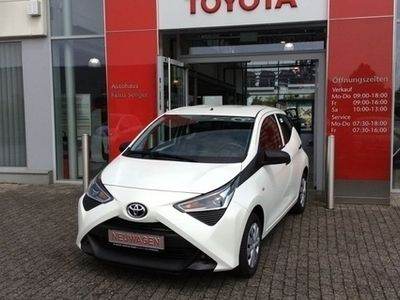 gebraucht Toyota Aygo x-play connect