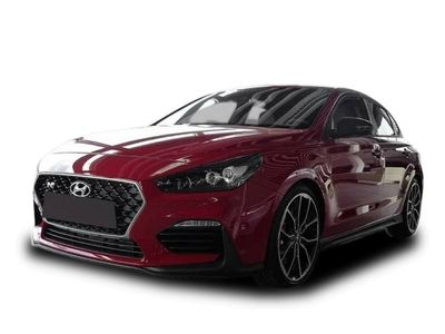 gebraucht Hyundai Coupé 2.0 T-GDI Fastback N Performance Navi-Paket