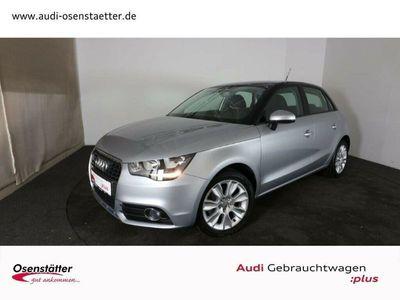 gebraucht Audi A1 Sportback 1,4 TFSI Ambition Klima Sitzhzg. PD 1.1