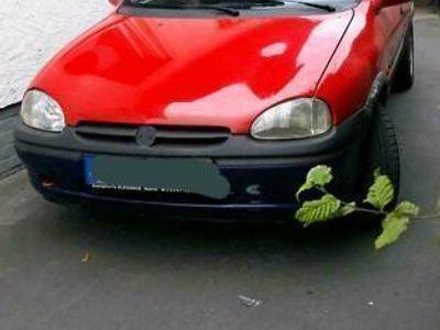 gebraucht Opel Corsa klima servo Zentralverriegelung neu tüv