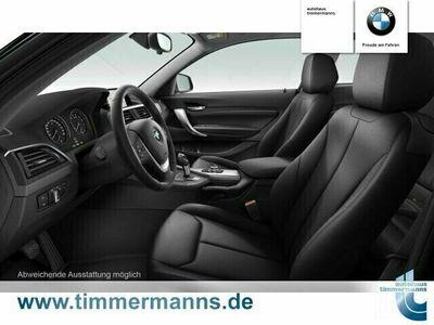 gebraucht BMW 220 220 i Coupι Aut. Navi PDC LED Klimaaut.