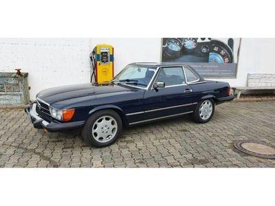 gebraucht Mercedes 560 R107 ohne Reparaturstau, viel investiert