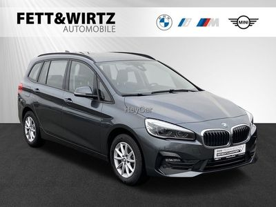 gebraucht BMW 216 Gran Tourer Adv. AHK Leas ab 199,- br.o.Anz