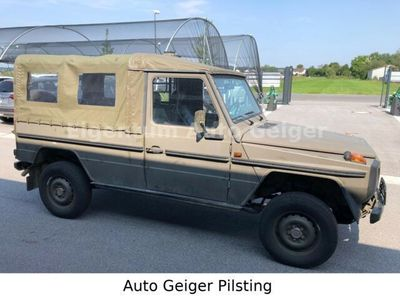 gebraucht Mercedes G230 PUCH Automatik/AHK/Allrad/TÜV 12/20