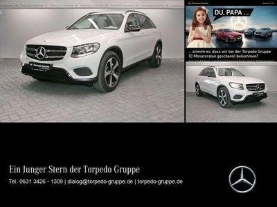 gebraucht Mercedes GLC220 d 4M EXCLUSIVE GARMIN®+KEYLESS+PTS+SHZ+K