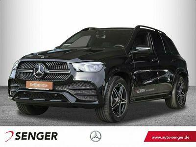 gebraucht Mercedes GLE350 GLE 350d 4M *AMG*Distronic*Pano*AHK*Multibeam*