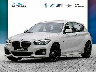 gebraucht BMW 118 i 5-Türer Ed. M-Sport DAB LED Navi