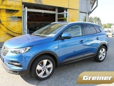 used Opel Grandland X 1.6 Edition SHZ|LRHZ|BLUETOOTH|PDC