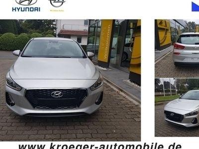 käytetty Hyundai i30 Select Klima/Bluetooth/Einparkhilfe hi. uvm.