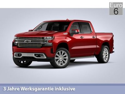gebraucht Chevrolet Silverado Crew Cab 4WD High Country Ultra 3.0 TD