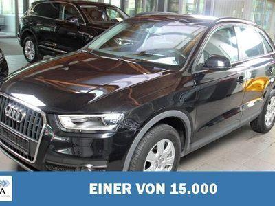 gebraucht Audi Q3 2.0 TDI DPF, Xenon, AHK, Sitzheizung
