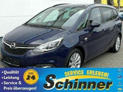 gebraucht Opel Zafira 1.6 ECOTEC DIT Automatik Active