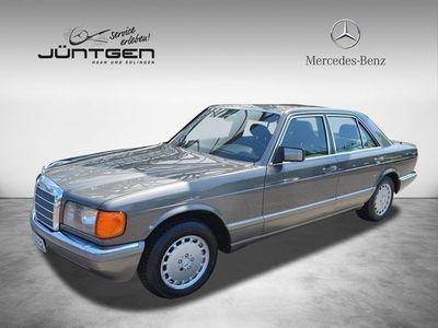 gebraucht Mercedes S300 Lim W126 1. Hd H-Kennz