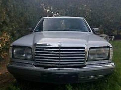 używany Mercedes 260 S-KLASSE W126SE