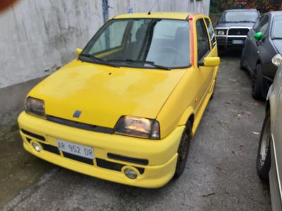 gebraucht Fiat Cinquecento 1.1i cat Sporting