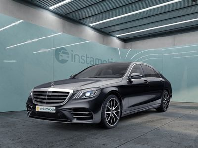 gebraucht Mercedes S400 S 400d 4M L AMG Sport PLUS Burm3D Exklusiv BLP1