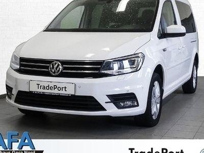 gebraucht VW Caddy Maxi 2,0 TDI Comfortline DSG AHK,StandHZ