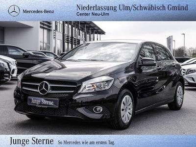 gebraucht Mercedes A180 BE Navi Sitzheizung Autom Tempomat