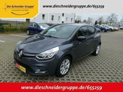 gebraucht Renault Clio IV 0.9 TCe 90 eco² 66 kW Limited ENERGY