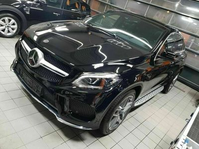 gebraucht Mercedes 350 GLE CoupeCDI 4 Matic AMG/Standheizung/VOLL