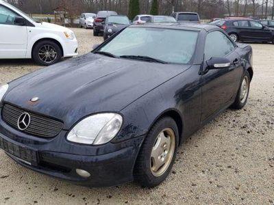 gebraucht Mercedes SLK200 Kompressor VIEL ROST!!!