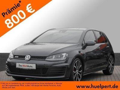 gebraucht VW Golf VII GTD Sport+Sound LM 19 NAVI (Xenon Einparkhilfe