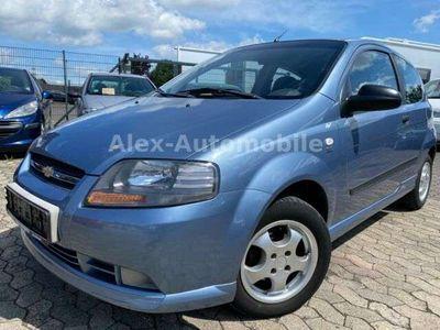 gebraucht Chevrolet Kalos 1.2 S Servo,Tüv 05/2021