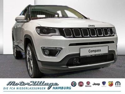 gebraucht Jeep Compass MY17 Opening Edition 1.4l MultiAir 125kw