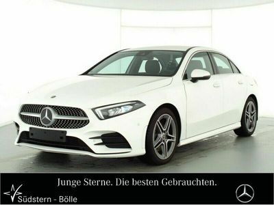 gebraucht Mercedes A220 4M Lim AMG,Aut,Navi,LED,Wide,MBUX,Ambiente