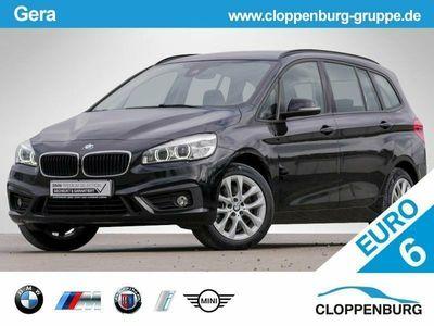 gebraucht BMW 220 d xDrive LED/Regensensor/Tempomat