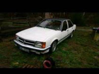gebraucht Opel Commodore 2,5 Berlina